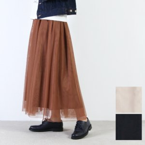 dolly-sean (ドリーシーン) チュールロングスカート