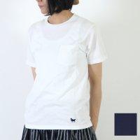 weac. (ウィーク) パグちゃんポケットTシャツ