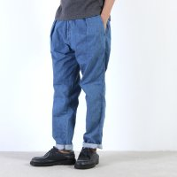 Ordinary Fits (オーディナリーフィッツ) STROLL PANTS denim