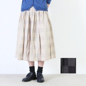 ina (イナ) ウエストギャザースカート