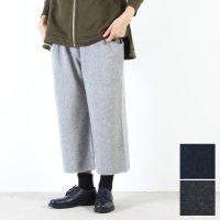 evameva (エヴァムエヴァ) wool pants / ウールパンツ