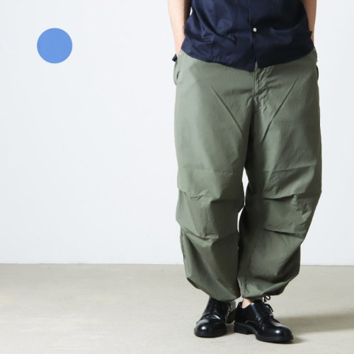 【30% OFF】 KAPTAIN SUNSHINE (キャプテンサンシャイン) Tapered Trousers / テーパードトラウザーズ