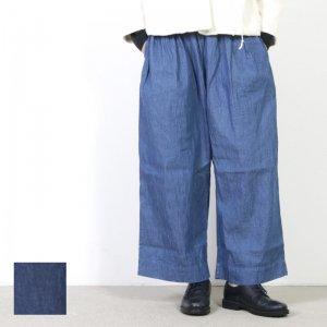 jujudhau (ズーズーダウ) WIDE PANTS / ワイドパンツ