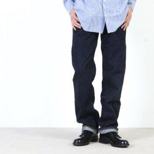 【30% OFF】 FUJITO (フジト) Acer Denim Jeans / ストレートデニムジーンズ