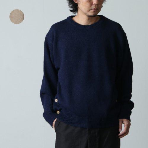 【30% OFF】 BAMBOOSHOOTS (バンブーシュート) STRIPE B.D. SHIRT