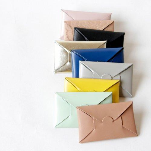 irose (イロセ) SEAMLESS CARD CASE / シームレス カードケース