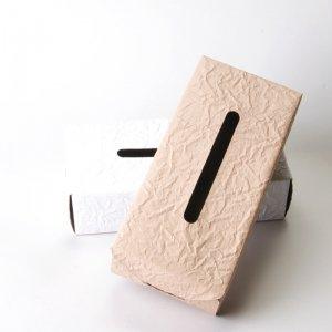 irose (イロセ) PAPER TISSUE BOX CASE / ティッシュボックスケース