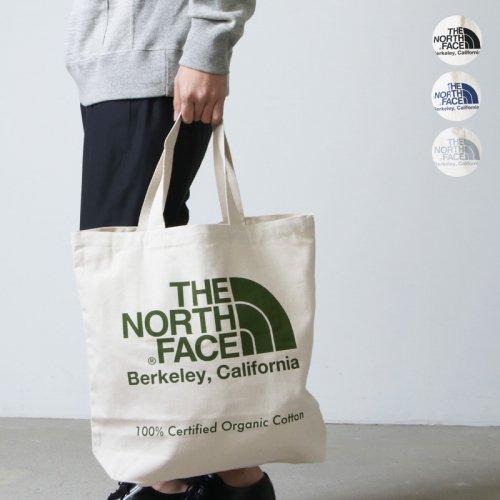 THE NORTH FACE (ザノースフェイス) TNF Organic Cotton Tote / TNF オーガニックコットン トート