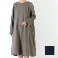 【40% OFF】 Veritecoeur (ヴェリテクール)  綿フラノ起毛ワンピース