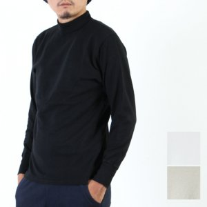 【40% OFF】 SBTRACT (サブトラクト) DUO-TURTLE NECK TEE / タートルネックT