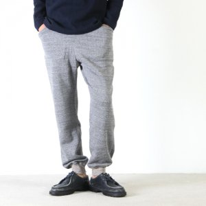 yohaku (ヨハク) sweat pants / スウェットパンツ