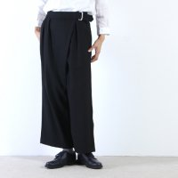 ara・ara (アラアラ) ラップデザインワイドパンツ