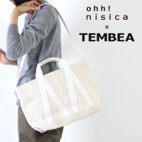 ohh nisica (オオニシカ) TEMBEA×ohh!nisica キャンバスバッグ small / テンベア×オオニシカ キャンバスバッグ スモール