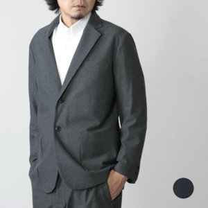 YAECA (ヤエカ) CONTEMPO 2B SET UP JACKET / コンテンポ 2ボタンセットアップジャケット