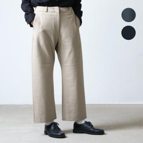 YAECA (ヤエカ) CONTEMPO 2WAY PANTS WIDE STRAIGHT / コンテンポツーウェイパンツワイドストレート
