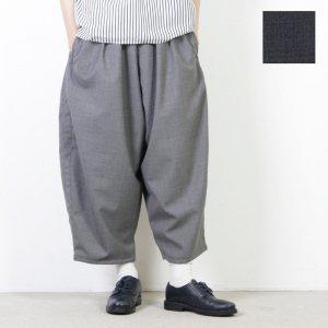 Ordinary Fits (オーディナリーフィッツ) BALL PANTS summer wool / ボールパンツ サマーウール