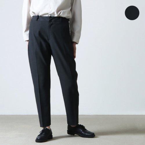YAECA (ヤエカ) CONTEMPO 2WAY PANTS WIDE TAPERED / コンテンポツーウェイパンツワイドテーパード