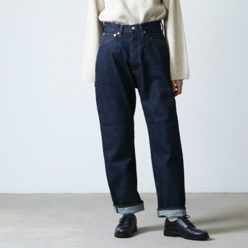 Ordinary Fits (オーディナリーフィッツ) FARMERS 5POCKET DENIM onewash