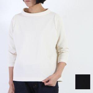 yangany (ヤンガニー) ロールカラーブラウス