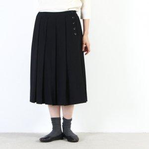 Veritecoeur (ヴェリテクール) マイクロモダールプリーツスカート