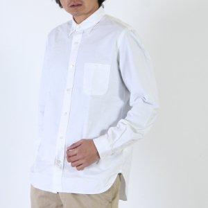 【30% OFF】 FUJITO (フジト) B.D Shirt / ボタンダウンシャツ