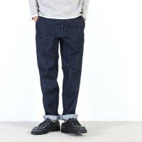 F.O.B FACTORY (エフオービーファクトリー) Denim Baker Pants / デニムベイカーパンツ