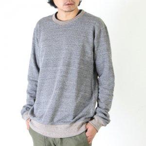 yohaku (ヨハク) sweat pullover / スウェットプルオーバー