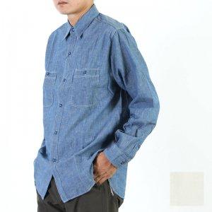BAMBOOSHOOTS (バンブーシュート) Chambray Shirt / シャンブレーシャツ