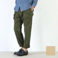 【20% OFF】 BAMBOOSHOOTS (バンブーシュート) 3D Side Pocket Pants