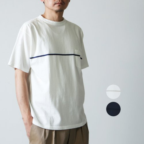 KAPTAIN SUNSHINE (キャプテンサンシャイン) West Coast Tee / ウェストコーストTシャツ