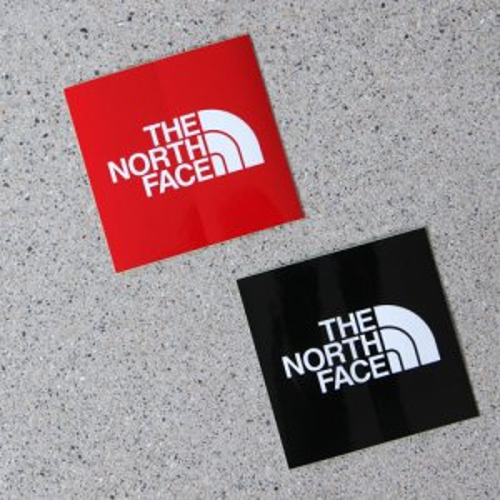 THE NORTH FACE (ザノースフェイス) TNFステッカー / ステッカー
