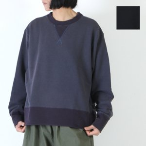 MidiUmi (ミディウミ) ビッグスウェットシャツ