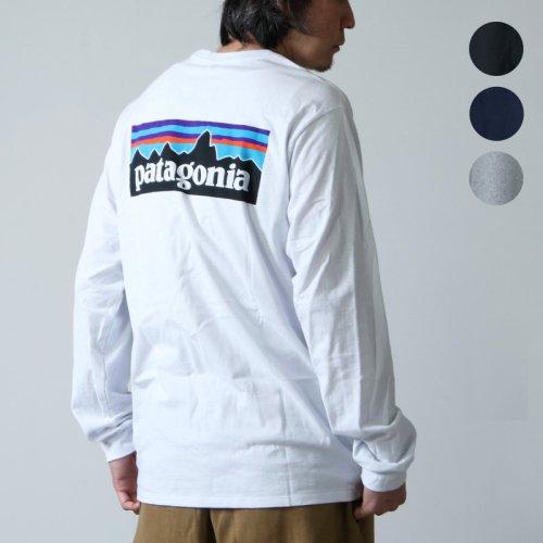 [THANK SOLD] PATAGONIA (パタゴニア) M's Fittz Bear Organic T-Shirt / メンズ・フィッツロイ・ベア・オーガニック・Tシャツ