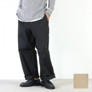 Ordinary Fits (オーディナリーフィッツ) NEW PARK TROUSER / ニューパークトラウザー