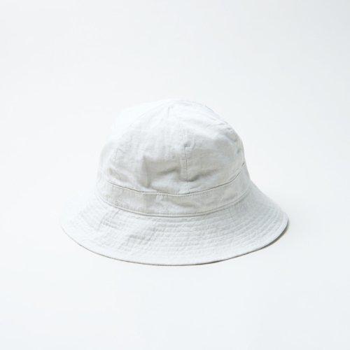 [THANK SOLD] YAECA (ヤエカ) WRITE HAT LOW / ライトハットロウ