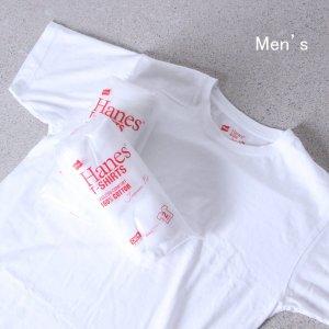 Hanes (ヘインズ) 2P Japanfit クルーネックTシャツ