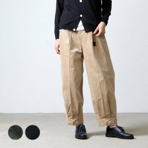 GRAMICCI (グラミチ) COTTON-LINEN BALOON PANTS / コットンリネン バルーンパンツ