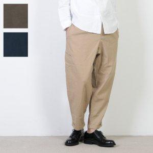 GRAMICCI (グラミチ) COTTON-LINEN RESORT PANTS / コットンリネン リゾートパンツ