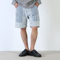 BAMBOOSHOOTS (バンブーシュート) KATO Side Patch Pocket Shorts