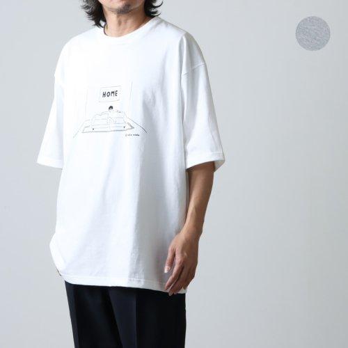 EEL (イール) NIGHT POOL Tee / ナイトプールTシャツ