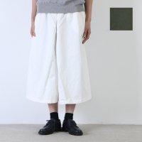 style + confort (スティールエコンフォール) スラブツイルイージーハカマパンツ