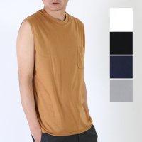 pyjama clothing (ピジャマクロージング) SLEEVELESS TEE / スリーブレス Tシャツ