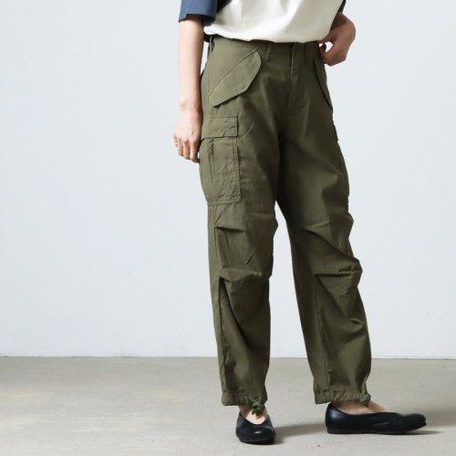 YAECA (ヤエカ) LIKE WEAR CORGO PANTS / ライクウェアカーゴパンツ