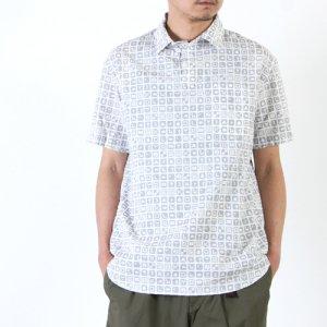 LOLO (ロロ) アプリ柄 プルオーバー半袖シャツ