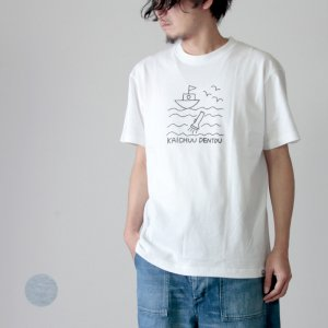 [THANK SOLD] BAMBOOSHOOTS (バンブーシュート) Tshirts Play Dead / by ken kagami