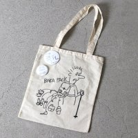 BAMBOOSHOOTS (バンブーシュート) Totebag Baka Pack / by ken kagami