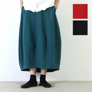 【30% OFF】 FACTORY (ファクトリー) ペルー綿バルーンスカート