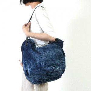 SEASIDE FREERIDE (シーサイドフリーライド) OSL BAG DENIM