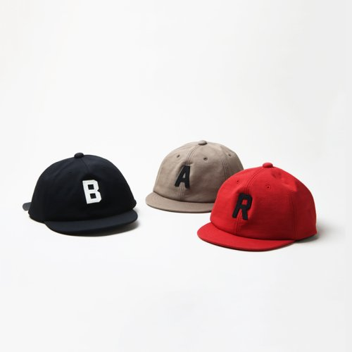 Jackman (ジャックマン) Jersey Baseball Cap Navy Stripe / ジャージーベースボールキャップ ネイビーストライプ
