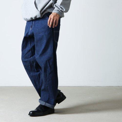 CAL O LINE (キャルオーライン) BARREL PAINTER PANTS / バレルぺインターパンツ